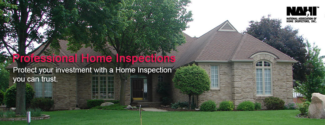Residential Home Inspections